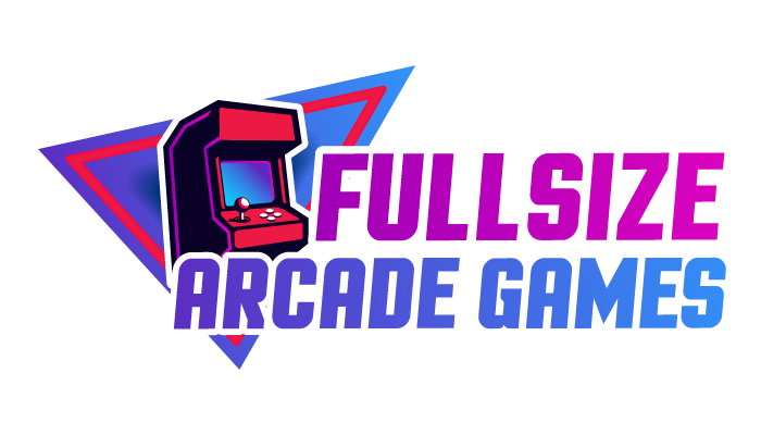 Full Size Arcade Games