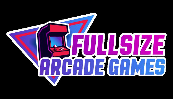 Full Size Arcade Games